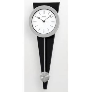 23 Modern Art Clock with Pendulum