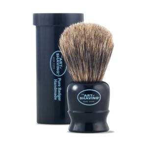 Travel Brush Pure - Black