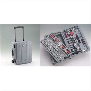 160-Piece Tool Set with Rolling Case