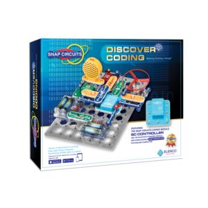 Snap Circuits Discover Coding Project Kit Ages 8+ Years