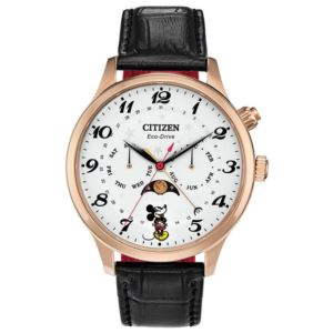 Disney Mickey Mouse Moon Phase Watch