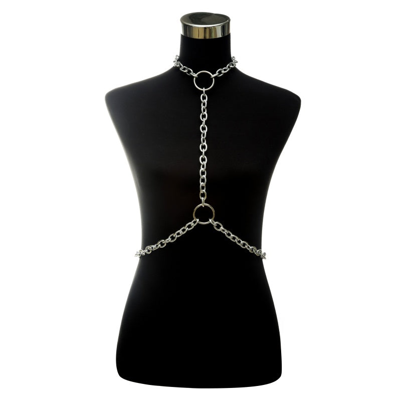 Harness Corrente Tronco-Choker Corrente- - 4EVAH Young