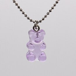 Colar Gummy Bear-Roxo-4Evah Young