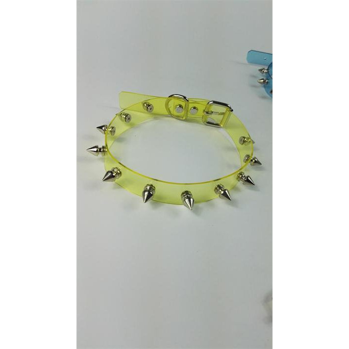 Jelly Choker-amarelo- - 4EVAH Young