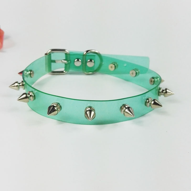 Jelly Choker-verde- - 4EVAH Young