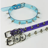 Jelly Choker-azul- - 4EVAH Young