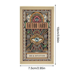 Cartas De Tarot Tattoo