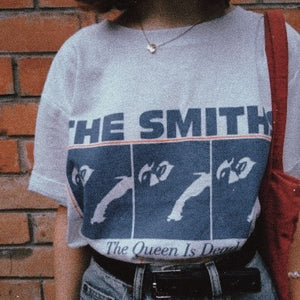 Camiseta The Smiths-4EVAH Young
