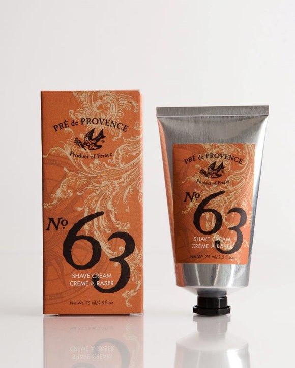 No. 63 Men's Shave Cream