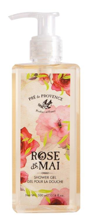 Rose de Mai Shower Gel