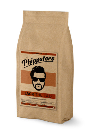 JACK THE LAD Strength 5 Dark Roast
