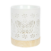 Butterfly Matte Ceramic Burner