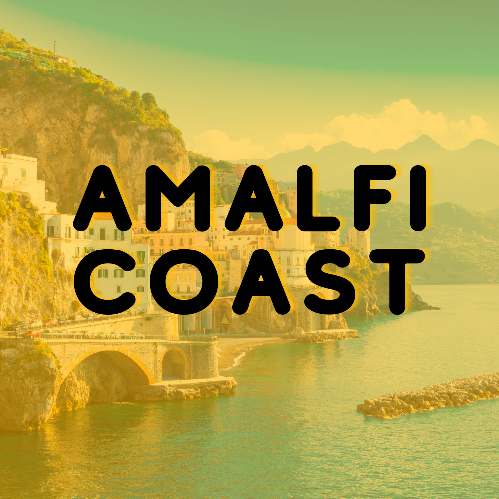 Amalfi Coast - Reed Diffuser Fragrance