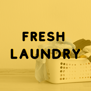 Fresh Laundry - Reed Diffuser Fragrance