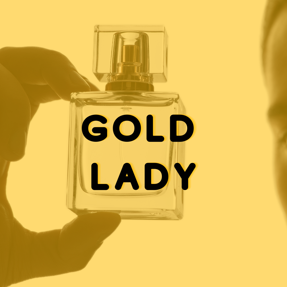 Gold Lady - Reed Diffuser Fragrance