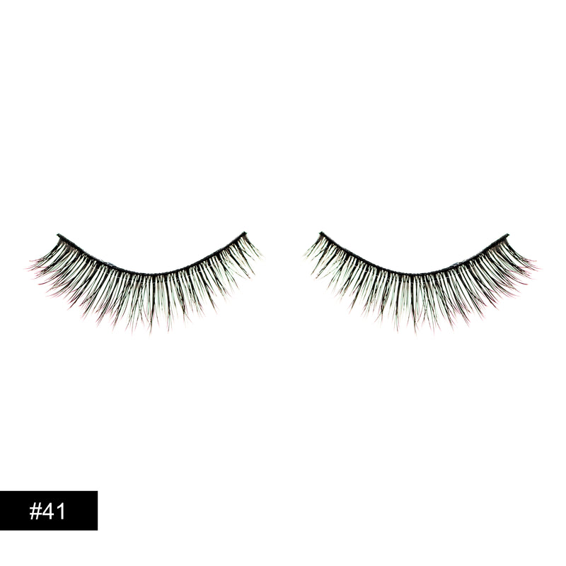 Silk Eye Lashes #41  Lash Newbie