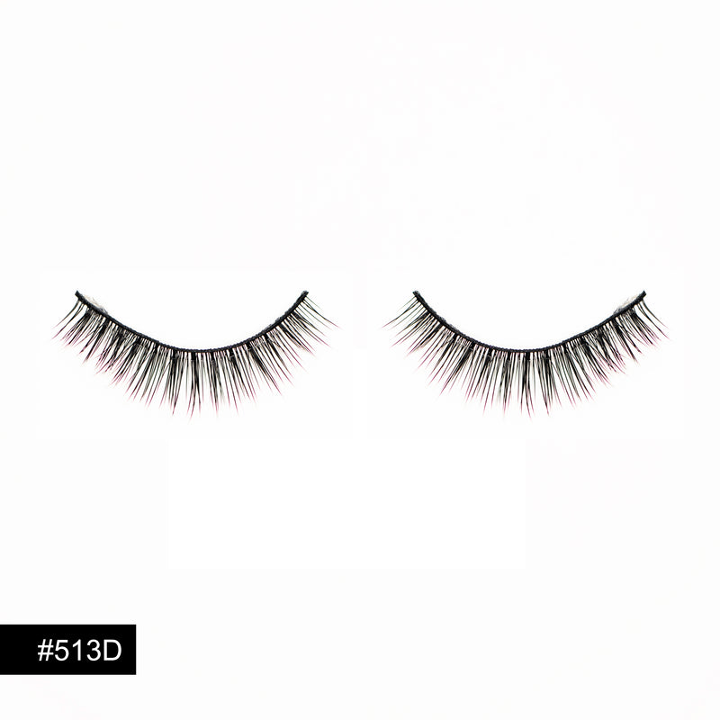 Silk Eye Lashes #513D Meet the Parents