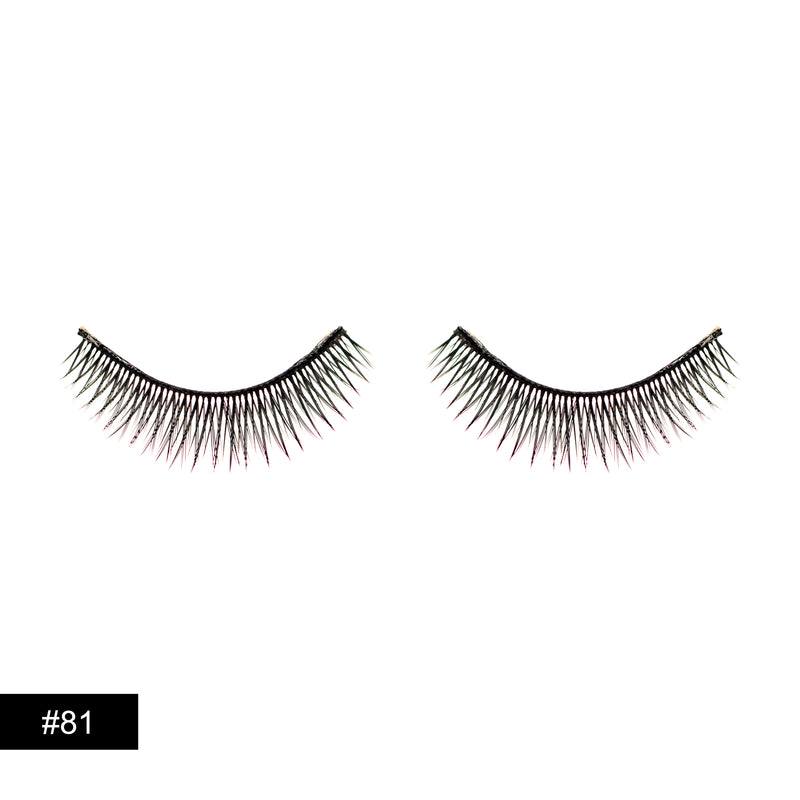 Silk Lashes #81 First Date