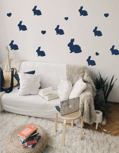 Rabbit Decals