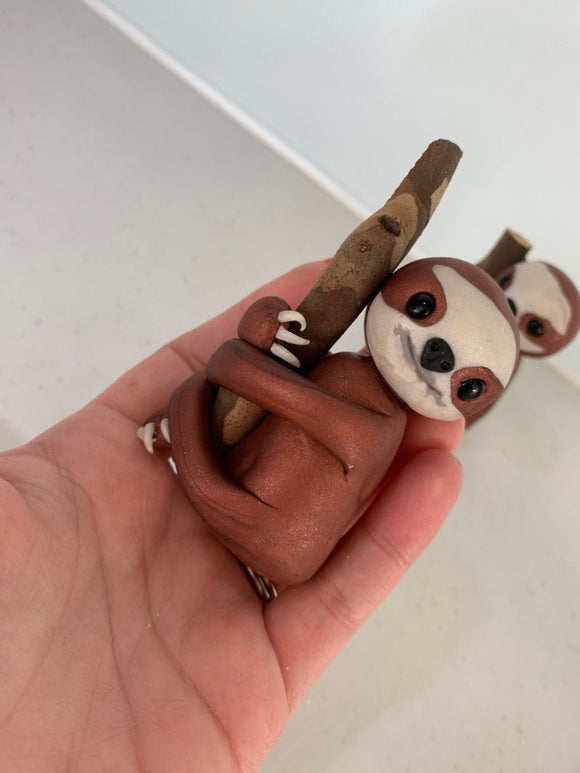 Sloth Figurine