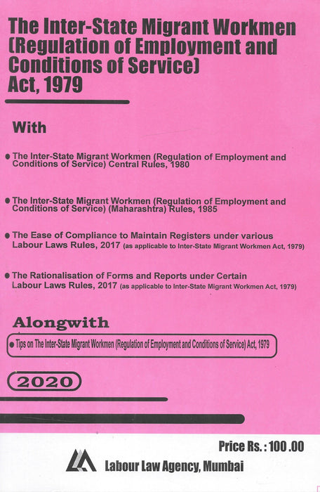 The Inter-Sate Migrant Workmen Act, 1979