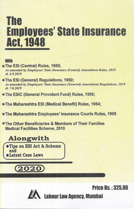 The Employees States Insurance Act, 1948