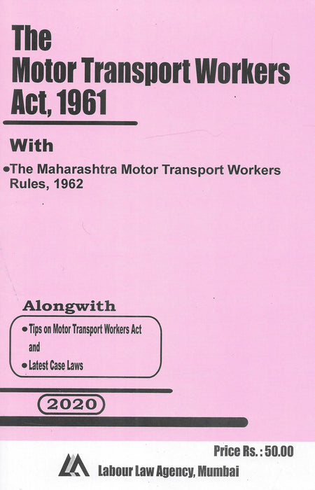 The Motor Transport Workers Act, 1961