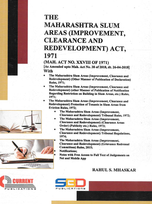 The Maharashtra Slum Areas (Improvement, Clearance and Redevelopment) Act 1971