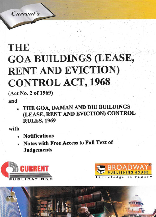 The Goa Building (Lease, Rent and Eviction) Control Act, 1968