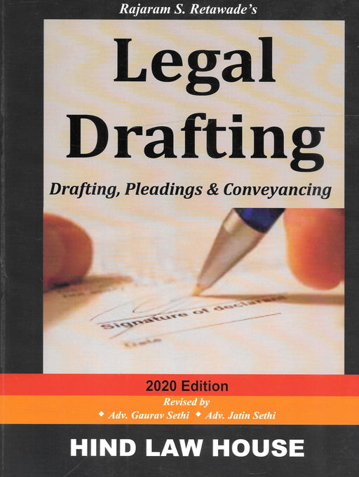 Legal Drafting - Drafting, Pleading and Conveyancing