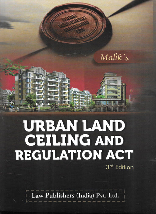 Commentary on Urban Land Ceiling and Regulation Act