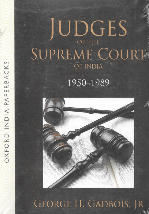 Judges of the Supreme Court of India : 1950-89