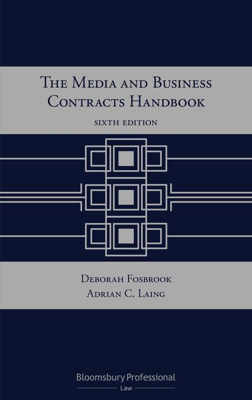 The Media and Business Contracts Handbook