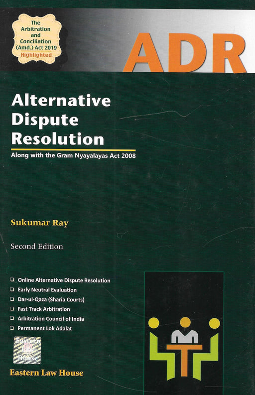 Alternate Dispute Resolution by Sukumar Ray