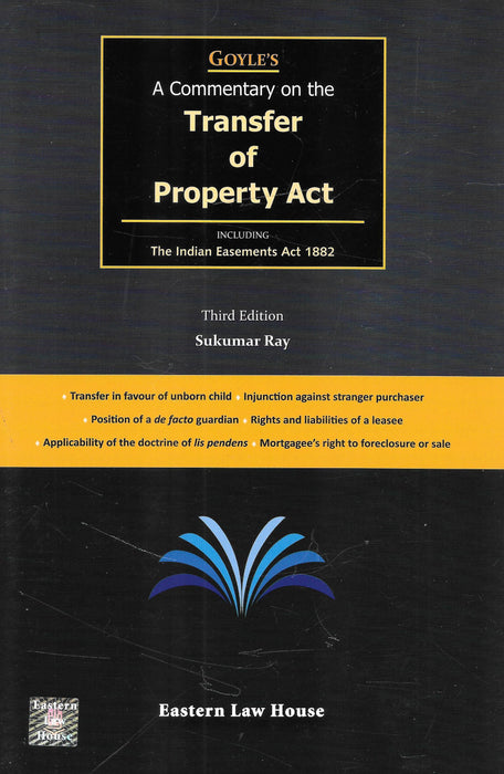 A Commentary on the Transfer of Property Act by Sukumar Ray