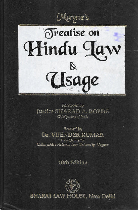 Treatise on Hindu Law & Usage