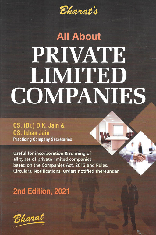 All About Private Limited Companies