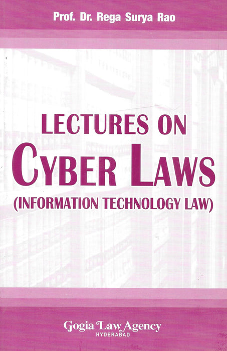 Lectures on Cyber Laws (Information Technology Law)