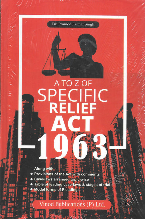 A to Z of Specific Relief Act 1963