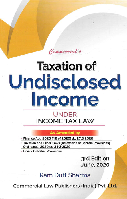 Taxation of Undisclosed Income under Income Tax Law
