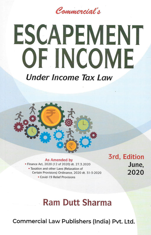 Escapement of Income under Income Tax Law