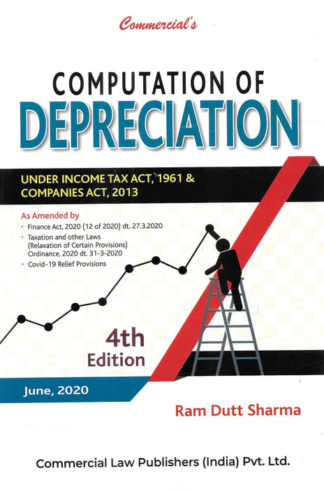 Computation of Depreciation under Income Tax Act, 1961 and Companies Act, 2013