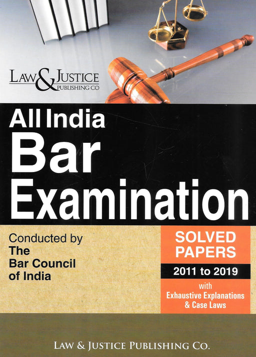 All India Bar Examination Solved Papers (AIBE)