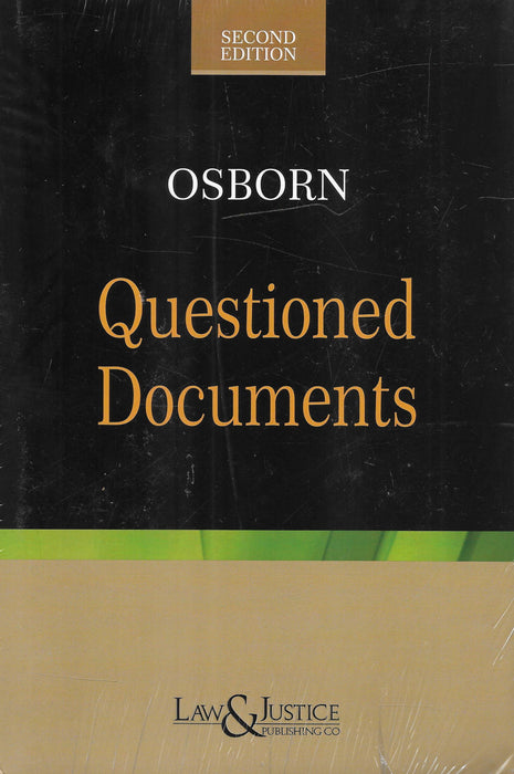 Osborn - Questioned Documents