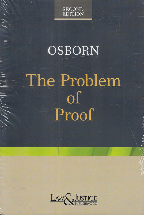 Osborn The Problem of Proof