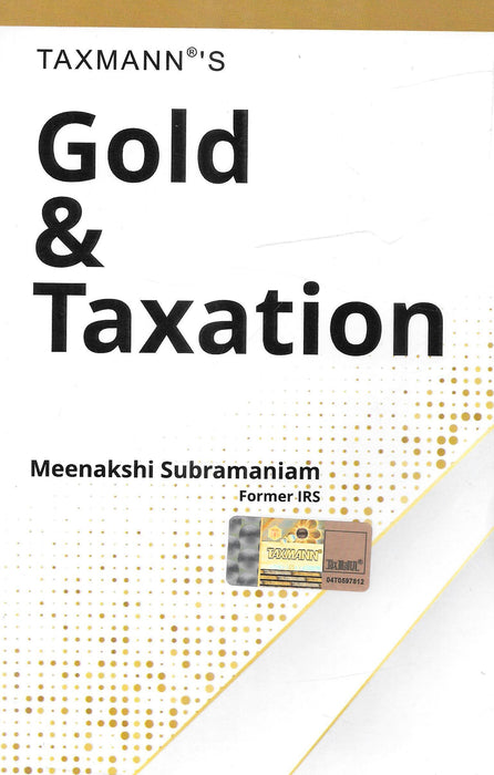Gold & Taxation