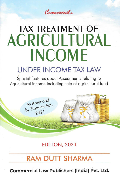 Tax Treatment of Agricultural Income Under Income Tax