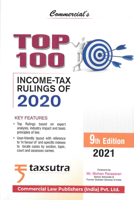 Top 100 Income Tax Rulings of 2020