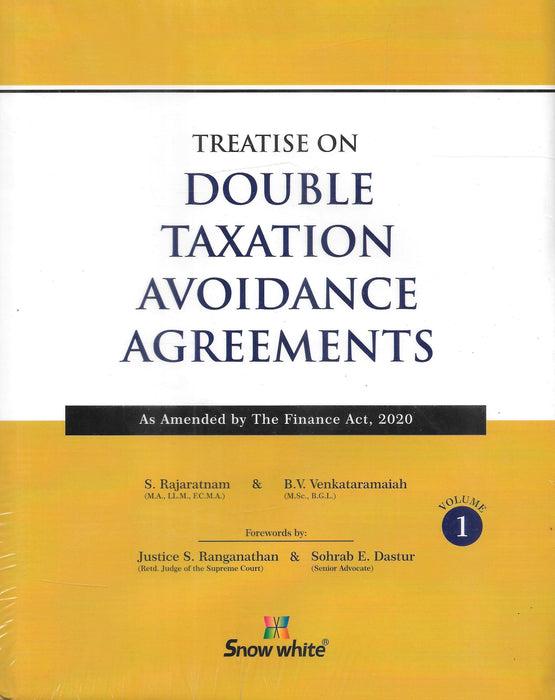 Treatise on Double Taxation Avoidance Agreements