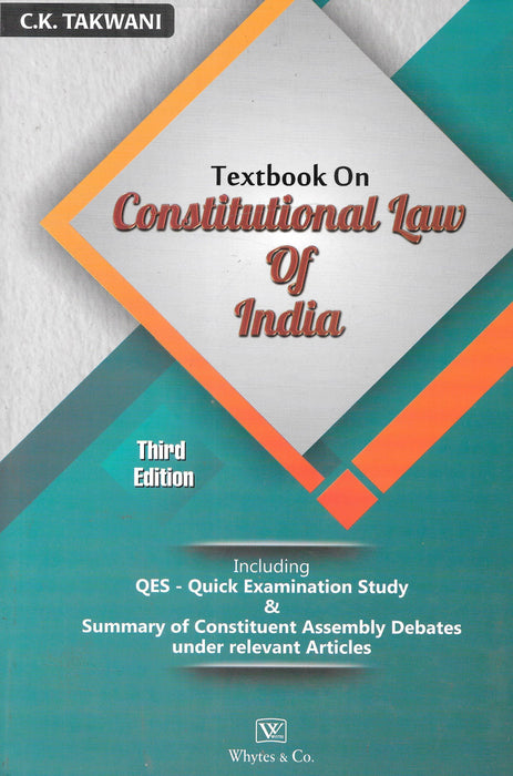 Textbook on Constitutional Law of India
